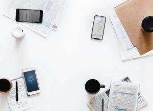 Agenda's bij elkaar, digitaal en op papier