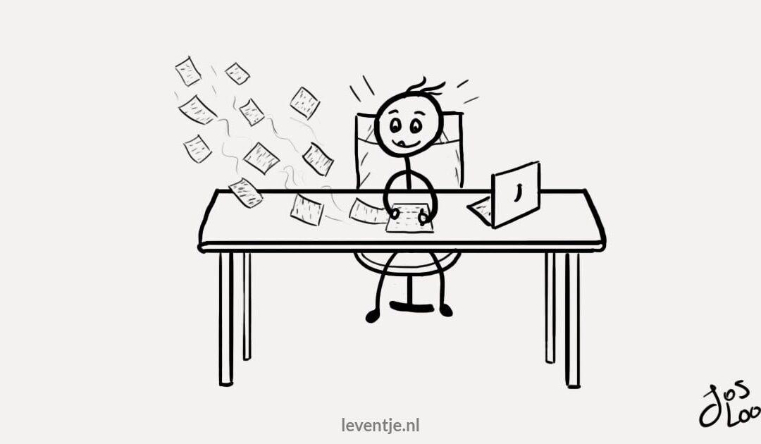 Jouw meest Productieve Dag  – 5 Technieken