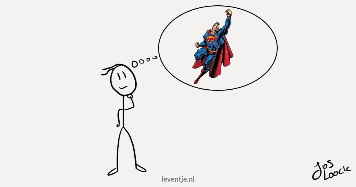 stoïcijnse superheld
