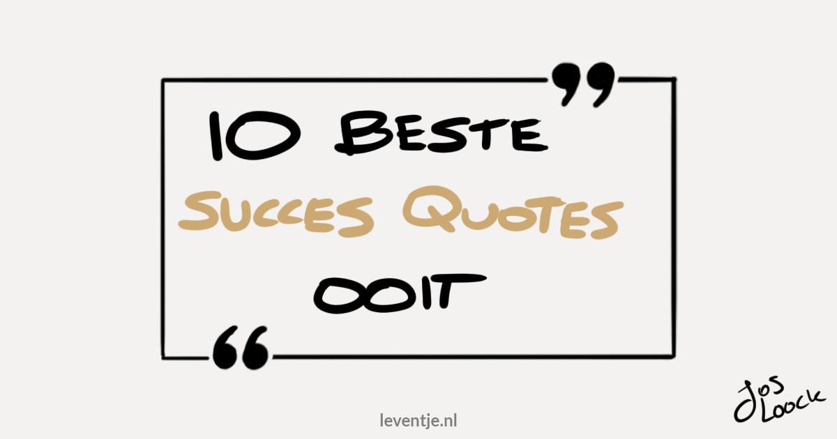 Succes Quotes