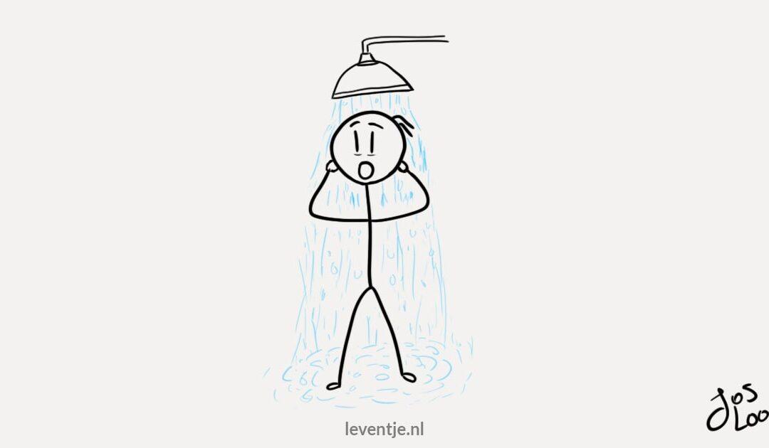 Waarom koud douchen? Dit is dé reden waarom ik koud douche
